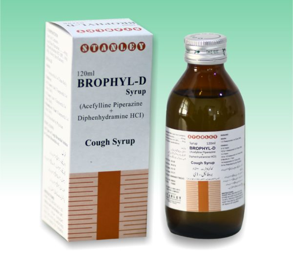 Brophyl 120ml syrup
