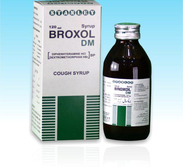 Broxol DM