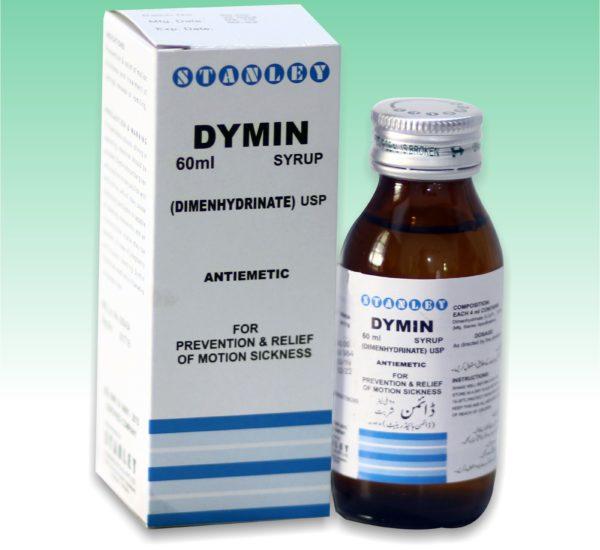 Dymin Syrup 60ml