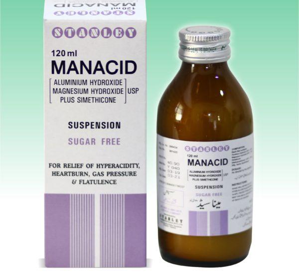 Manacid 120ml