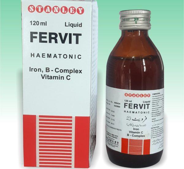 Fervit Liquid 120 ml